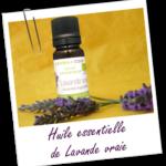 huile essentielle lavande bio