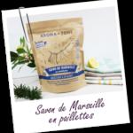 savon de Marseille paillette